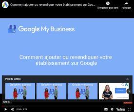 google myb